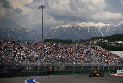 Así te hemos contado los entrenamientos libres del GP de Rusia de F1 2018
