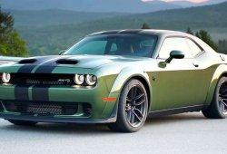 Hennessey ya anuncia un Challenger Hellcat Redeye de más de 1.000 CV