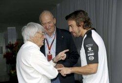 "Ecclestone: ""Alonso ha tomado decisiones equivocadas"""