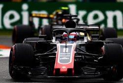 La exclusión de Grosjean en Monza, paso a paso: estaban advertidos