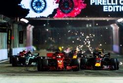 La F1 acuerda un contrato de 100 millones por los derechos de las apuestas en vivo