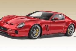 Ares Design quiere resucitar el clásico Ferrari 250 GTO