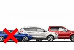 Ya no habrá más publicidad de turismos Ford en Estados Unidos
