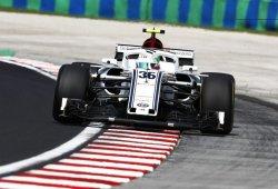 Giovinazzi volverá a subirse al Sauber en Sochi