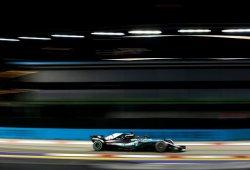 Autoritaria victoria de Hamilton, que ya vislumbra el título