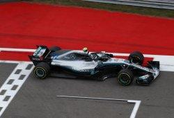 Bottas deja a Hamilton sin pole en Sochi