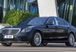 Hofele Design muestra su destreza con el Mercedes Clase S y su versión de Maybach