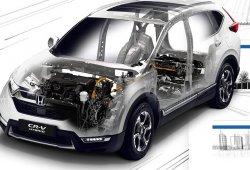 El nuevo Honda CR-V Hybrid, la esperada versión híbrida, tendrá 184 CV