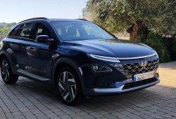 El nuevo Hyundai Nexo es el primer coche de hidrógeno matriculado en España