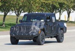 Las nueva versión off-road del Jeep Scrambler pick-up ya rueda en la calle