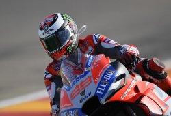 Jorge Lorenzo viajará al GP de Tailandia a pesar de su lesión