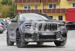 La nueva generación del BMW X6 M comienza sus pruebas para debutar en 2020