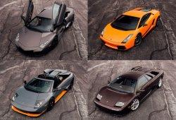 La increíble colección Lamborghini de edición limitada que no quiere nadie