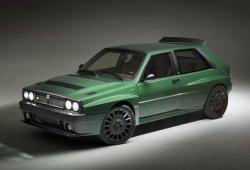 El Lancia Delta Futurista es un Integrale de 3 puertas, 330 CV y 300.000 €