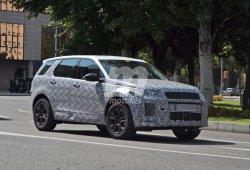 Land Rover ya está preparando un facelift para el Discovery Sport