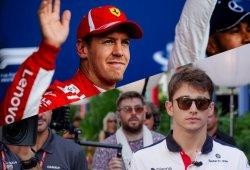 "Leclerc: ""Ferrari me permitirá competir contra Vettel al principio"""