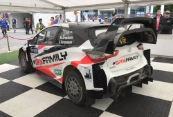 Grönholm planea disputar el Rally de Suecia en 2019