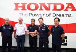 """Marko: """"Si la asociación con Honda no funciona, Red Bull dejará la F1"""""""