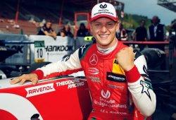 Marko niega que Mick Schumacher esté en la lista de Toro Rosso