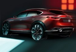 El próximo Mazda CX-3 será más grande y cortará su relación con el Mazda2