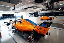 McLaren explora nuevos caminos para reducir el drag del MCL33