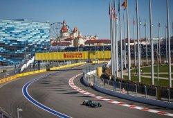 Neumáticos para Sochi: Mercedes prudente, Renault apuesta todo al hiperblando