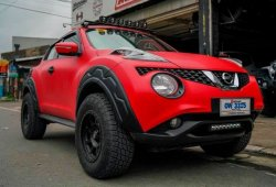 Project Lady Bug, así se llama el Nissan Juke más bestia que verás hoy