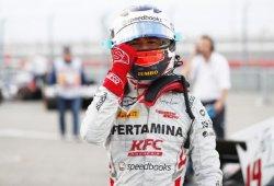 Nyck De Vries tumba en la clasificación a los aspirantes al título
