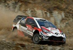 Ott Tänak sigue en racha y se anota el Rally de Turquía