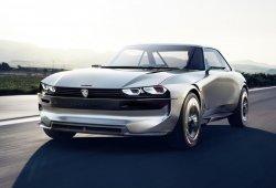 El Peugeot e-LEGEND concept es el diseño más retro que verás nunca