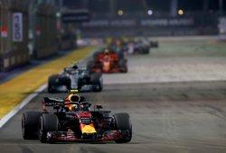 Pirelli se plantea cambios tras un nuevo fiasco en Singapur