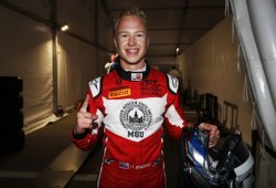 Leonardo Pulcini hereda la pole tras sanción a Nikita Mazepin