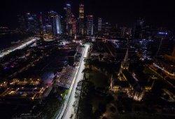 Así te hemos contado la clasificación (pole) del GP de Singapur de F1 2018