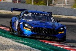 Pole del Mercedes #4, Riberas sale segundo en Barcelona