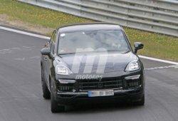 El nuevo Porsche Cayenne Coupé se enfrenta a Nürburgring
