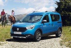 El Dacia Dokker también estrena los nuevos motores diésel Blue dCi