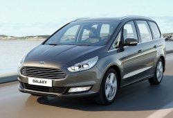 El Ford Galaxy estrena la gama 2019 compuesta solo de motores diésel