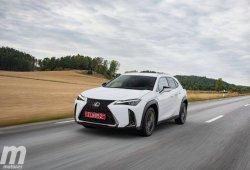 Precios del Lexus UX y todos los detalles de su gama en España