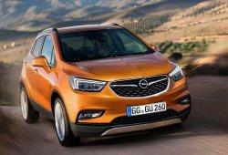 La oferta GLP de Opel sigue creciendo, el Mokka X estrena versión de Autogas