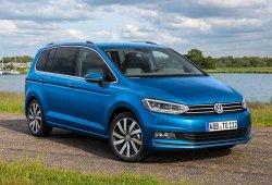 La gama del Volkswagen Touran se reduce a un único motor diésel de 115 CV