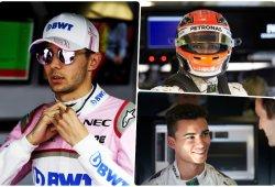 El programa de jóvenes pilotos de Mercedes, en peligro
