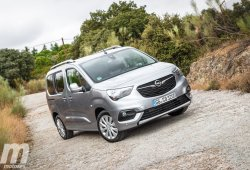 Prueba Opel Combo Life 2018, versatilidad en estado puro