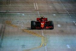 Raikkonen deja a Hamilton a once milésimas en los segundos libres