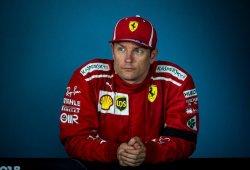 """Räikkönen: """"Voy a Sauber porque quiero, comencé a hablar con ellos en Monza"""""""
