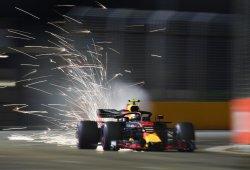 Red Bull tendrá que mejorar en condiciones más frías