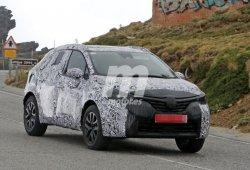 El nuevo Renault Captur cazado por primera vez con su nueva carrocería
