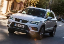 La gama diésel del SEAT Ateca se reduce al motor 1.6 TDI