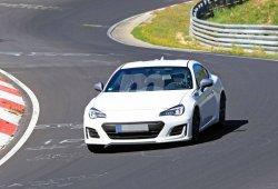 El nuevo Subaru BRZ 2019 ya está probando en Nürburgring