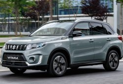 Suzuki planea lanzar un Vitara híbrido enchufable