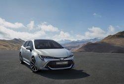 El nuevo Toyota Corolla hybrid Touring Sports estará a la venta a comienzos de 2019